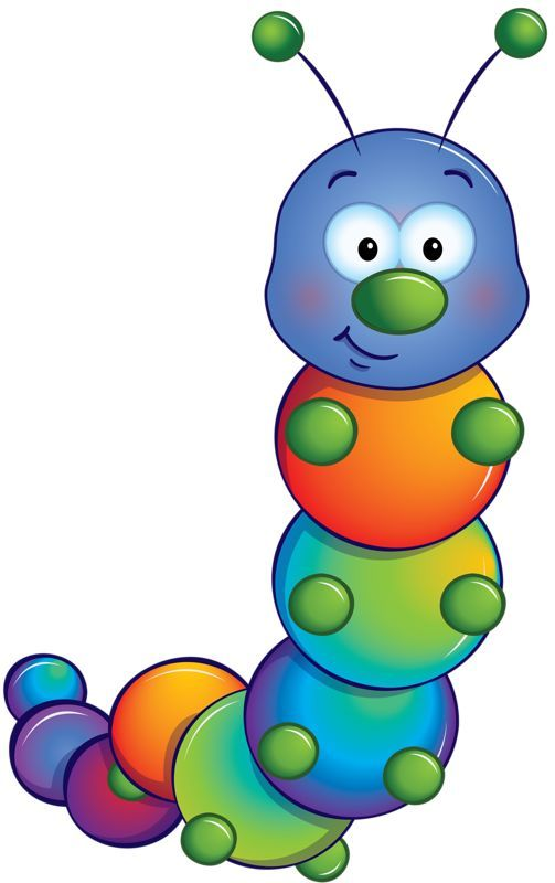 Worms clipart. Best caterpillars and