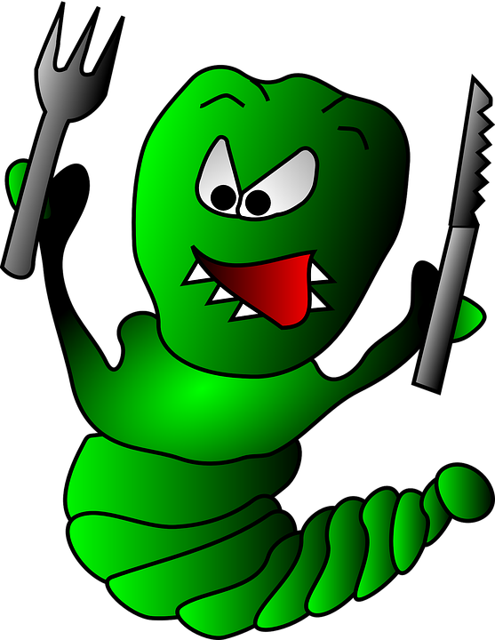 Worms clipart. Cliparts shop of library