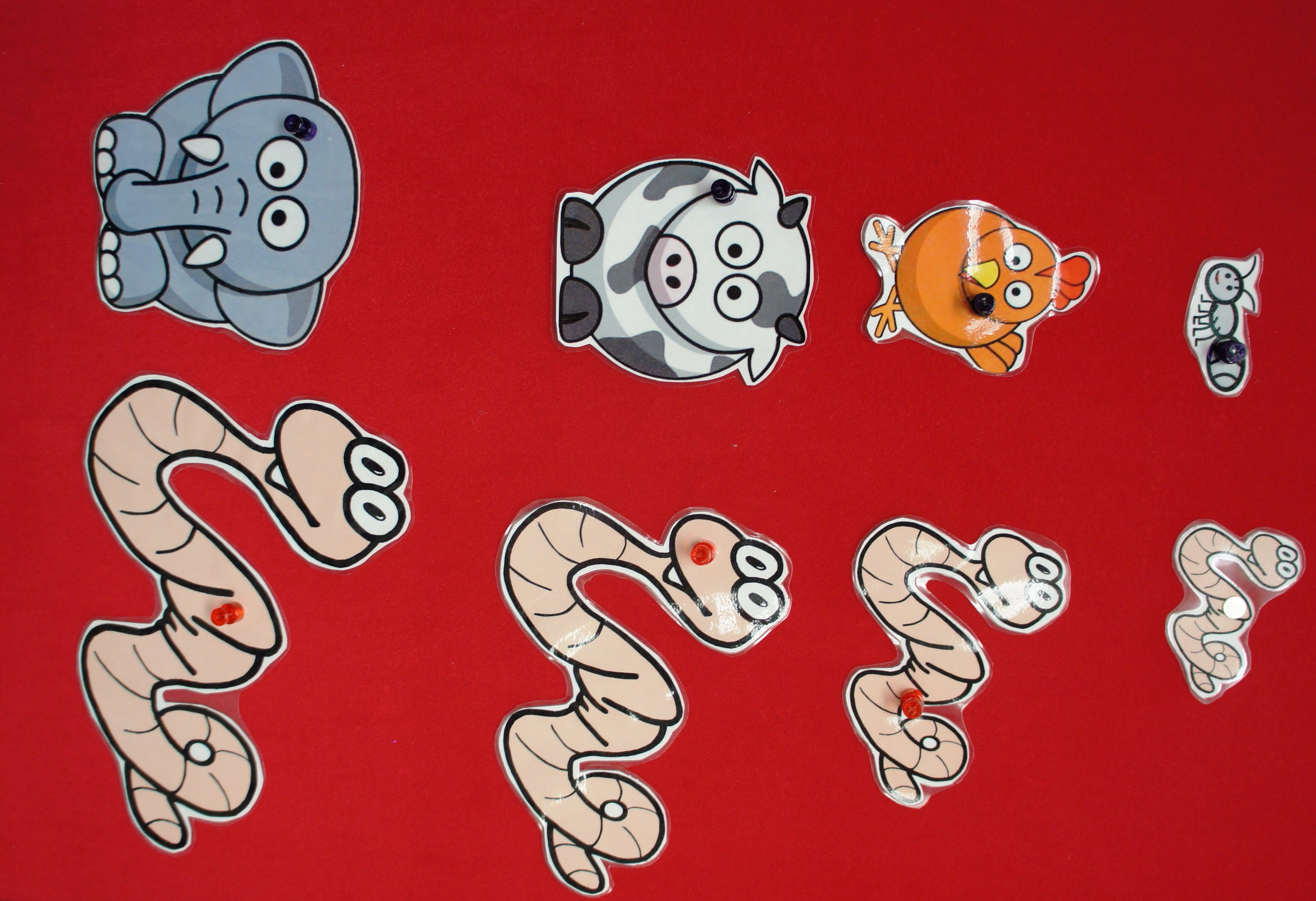 Worms clipart printable. Flannel song story herman