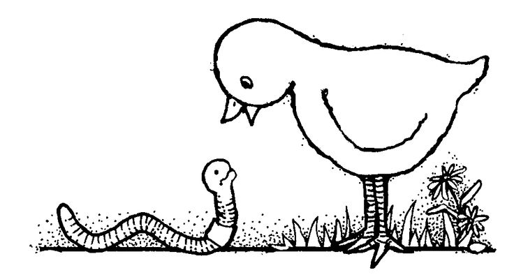 Worms clipart wiggle worm. Farm bird clip art