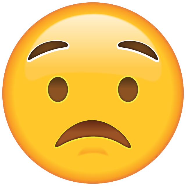 worried emoji png