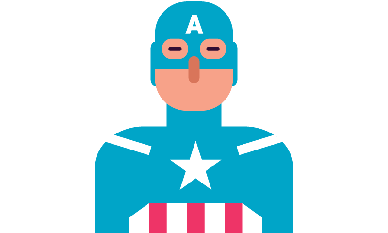 Worry clipart captain. What you need to