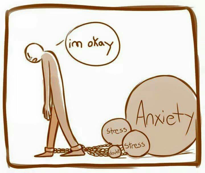 Worry clipart ptsd. It s just easier