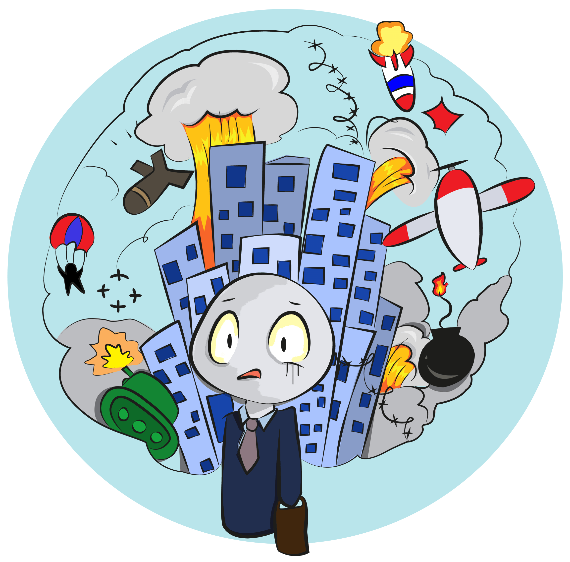 Worry clipart ptsd. Anxiety disorder and addiction