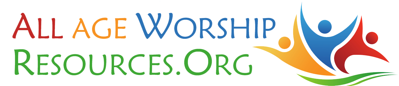 Worship background png images. All age family service