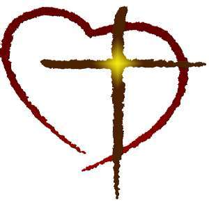 Worship clipart heart. Good friday service lee