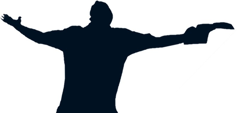 Worship silhouette png. National day of prayer
