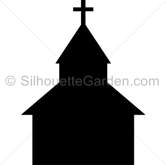 Church svg steeple clipart. Pin by muse printables