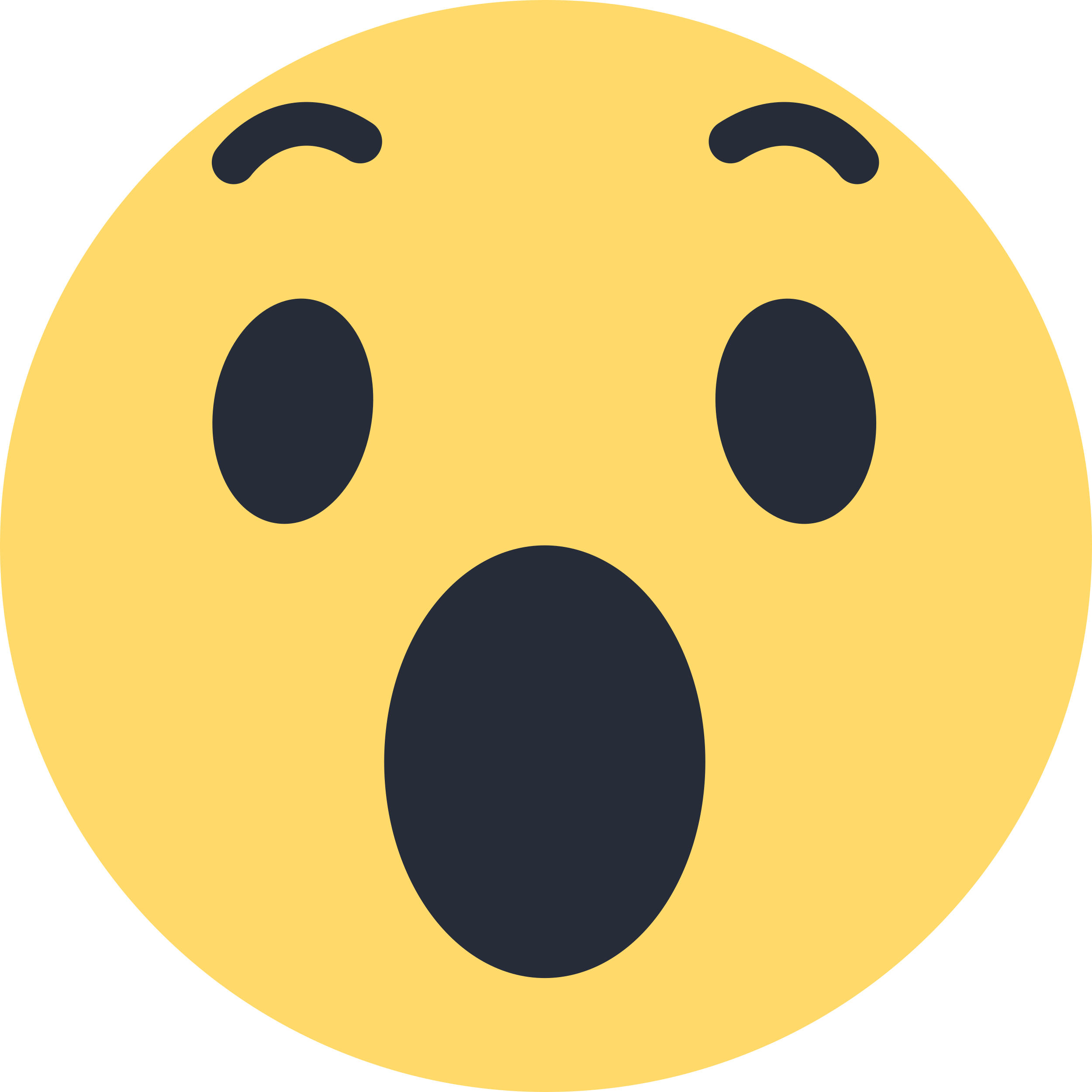 Wow clipart png. Facebook emoji like
