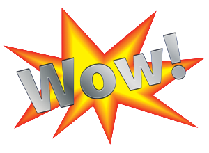 Wow clipart surprised face. Panda free images tryclipart