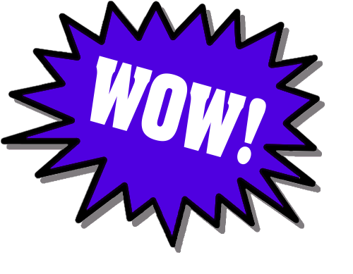 Wow clipart. Day download