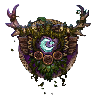 Wow! png druid. Herald of the titans