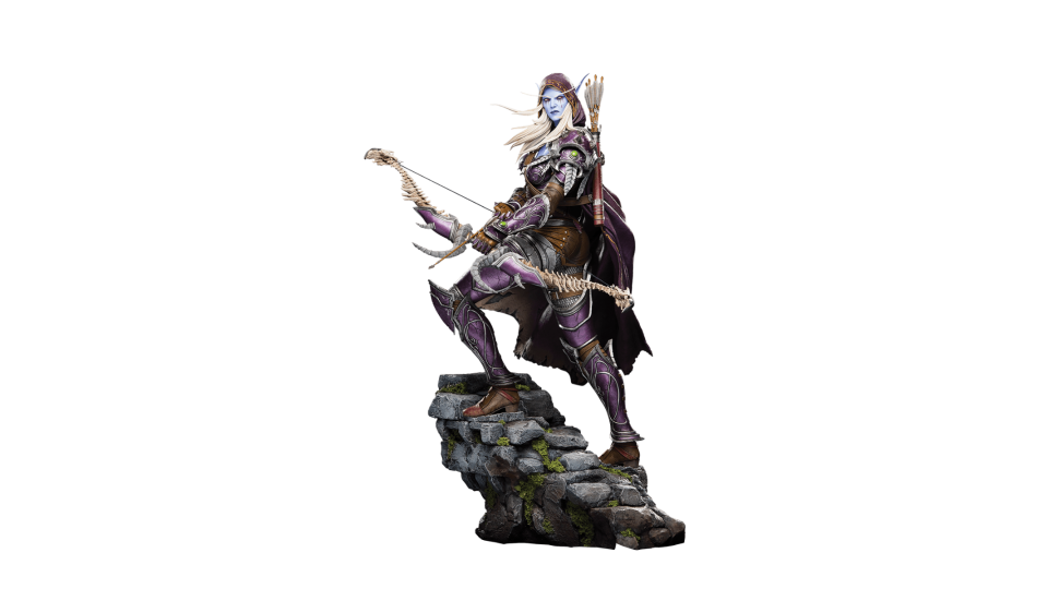 world of warcraft character png