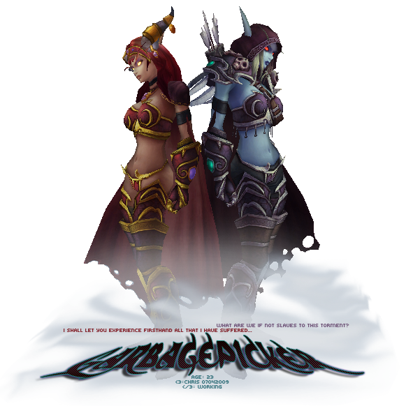Wow model viewer png. Alexstrasza and sylvanas id