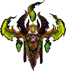 Wow! png crest. Image demon hunter x