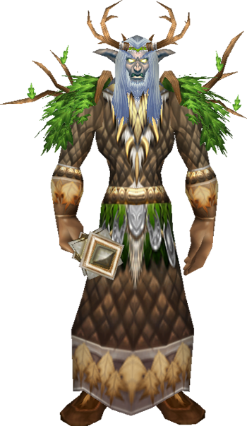 Wow! png druid. Best wow addons for