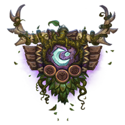 elf transparent druid