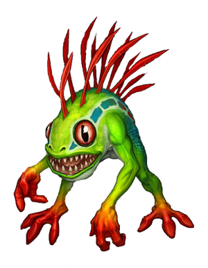 I love murlocs by. Wow! png murloc banner black and white stock