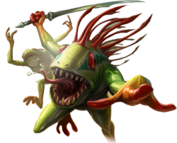 Wowwiki fandom powered by. Wow! png murloc banner transparent library