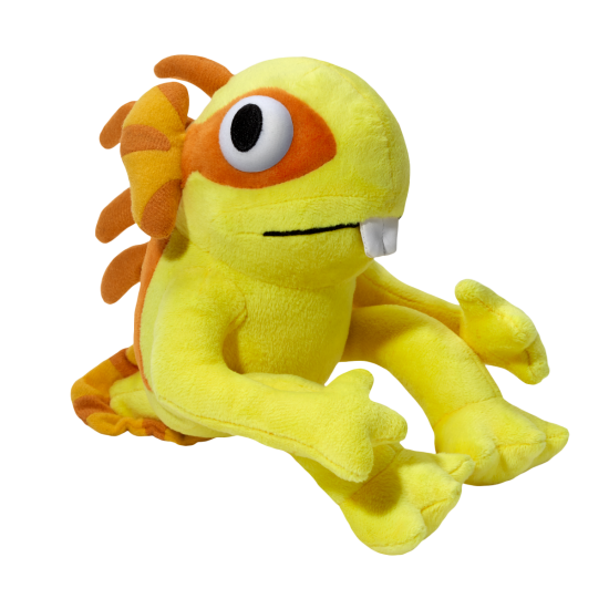 Wow! png murloc. Squirky plush blizzard gear