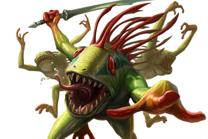 Render by frenetico deviantart. Wow! png murloc image freeuse
