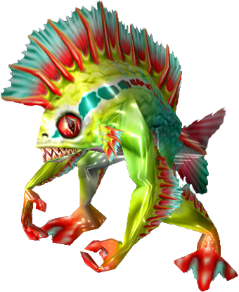 Wow! png murloc. Wow classic transparent background