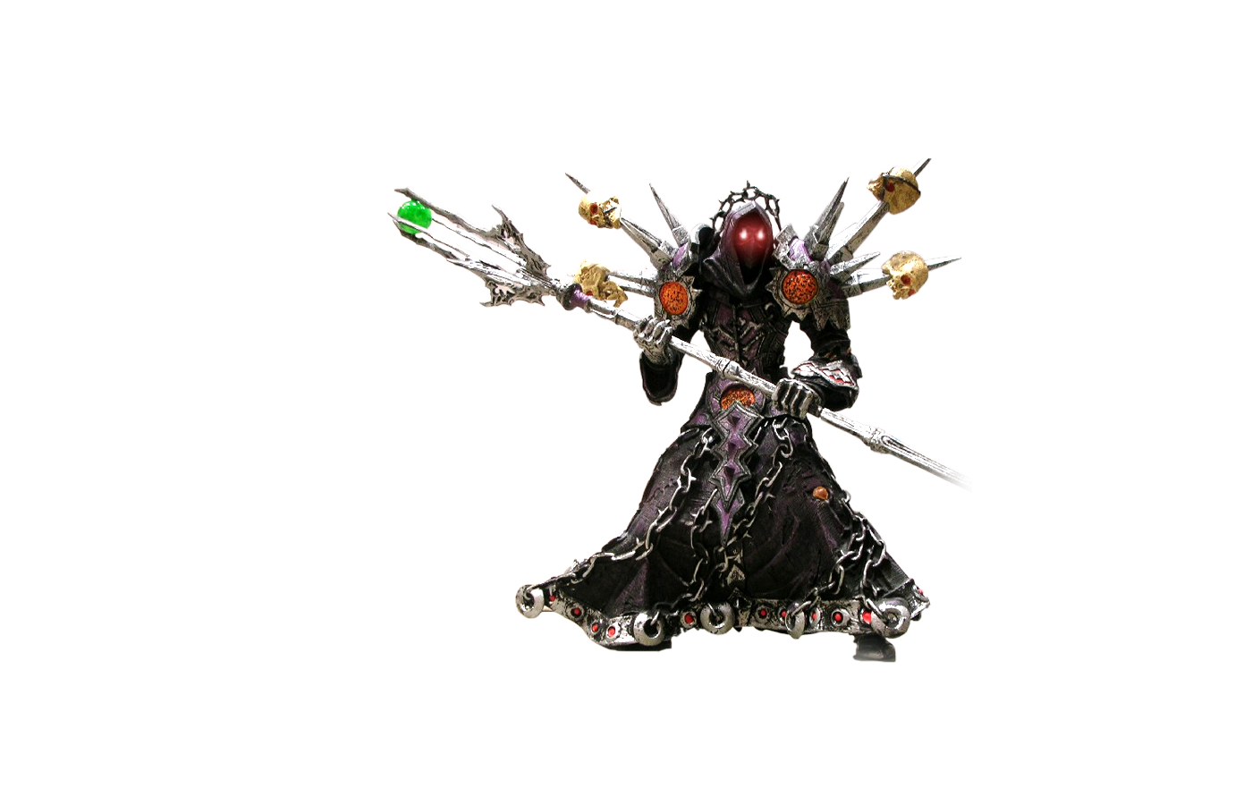 staff transparent warlock