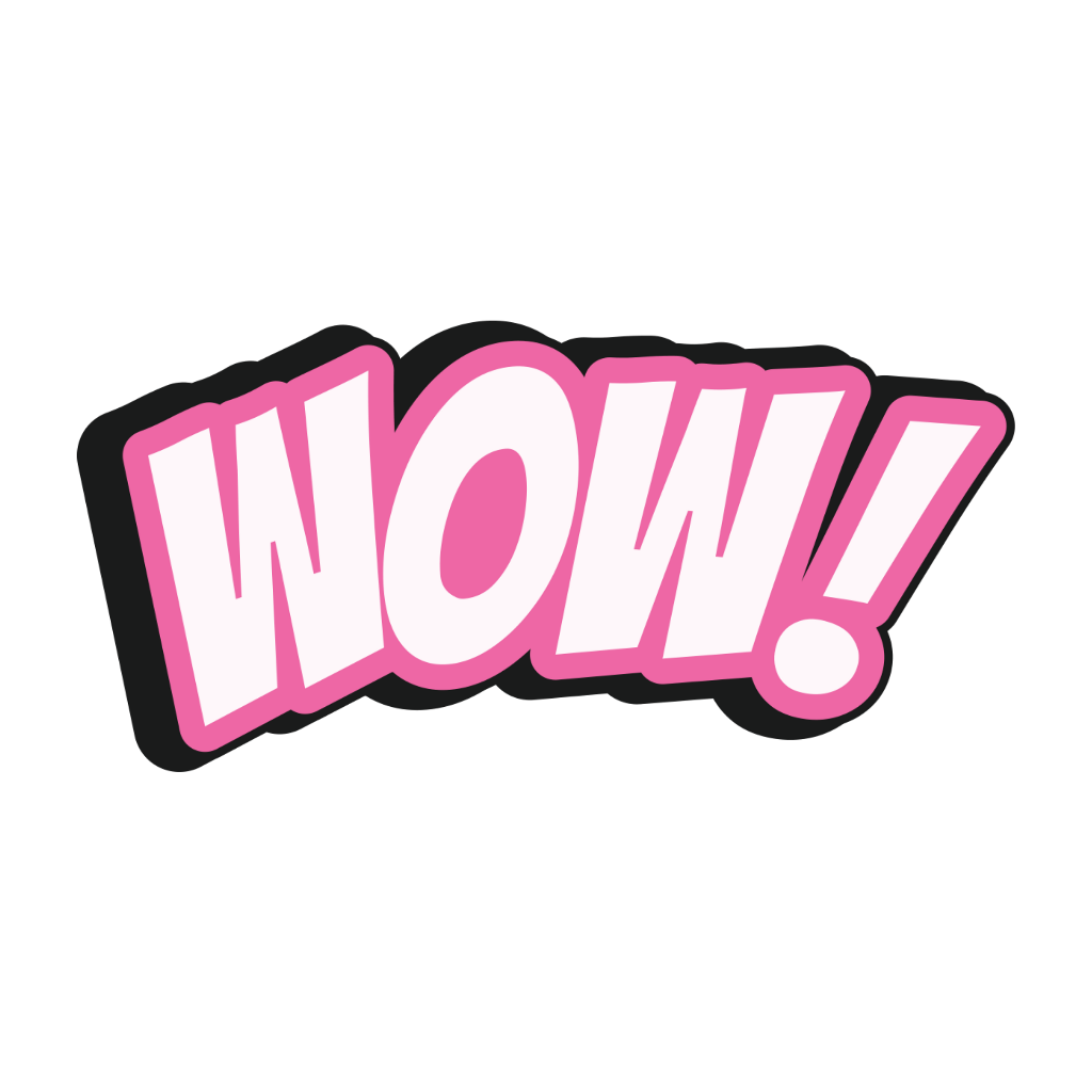 Wow sticker png. By too vassana