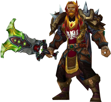Wow warrior png. Render my char help