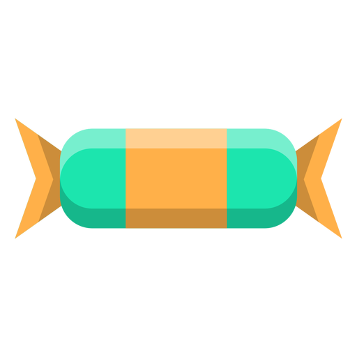 Wrapped candy png. Icon transparent svg vector