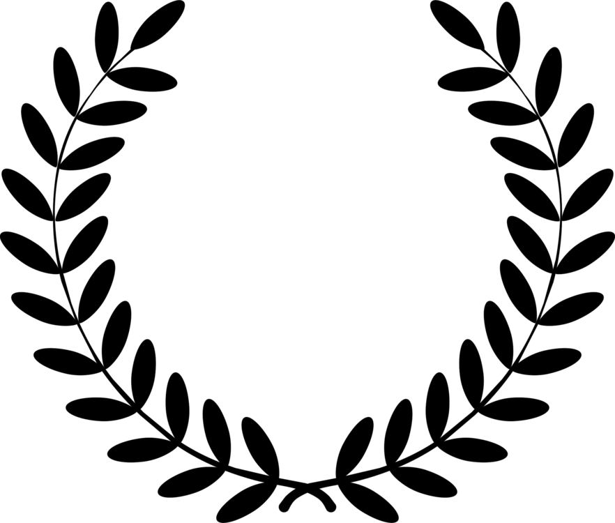 Laurel drawing bay. Wreath award free commercial