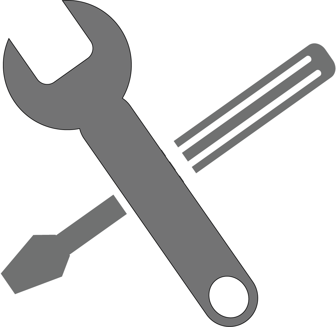 Wrench logo png. Image battle for dream
