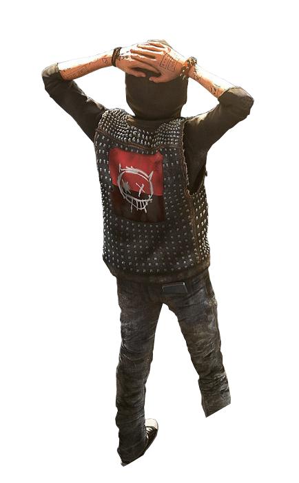 Wrench watch dogs 2 png. Render cover by digital