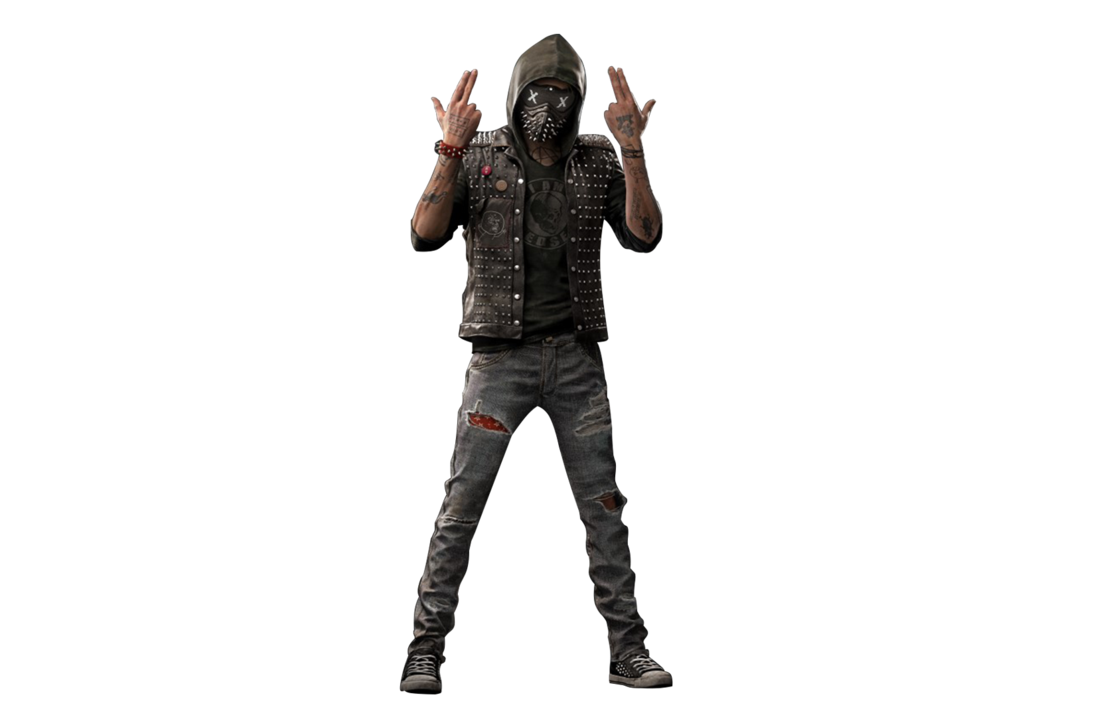 Wrench watch dogs 2 png. Render by mrpoopoo on