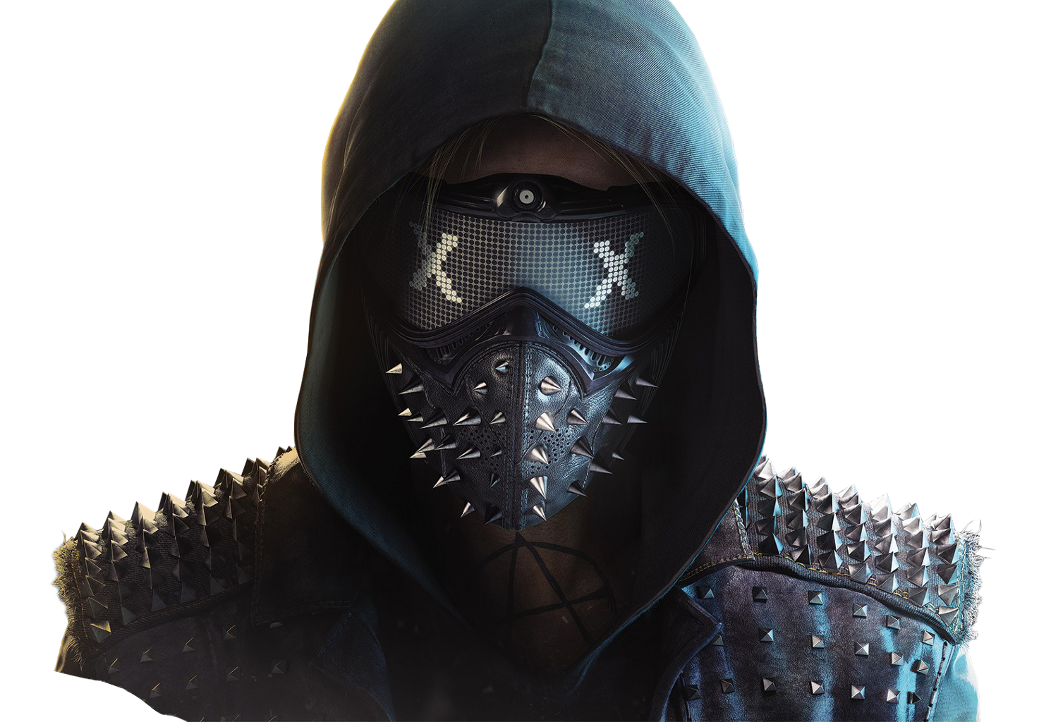 Wrench watch dogs 2 png. Watchdogs marcus wrenchwatchdogs tum