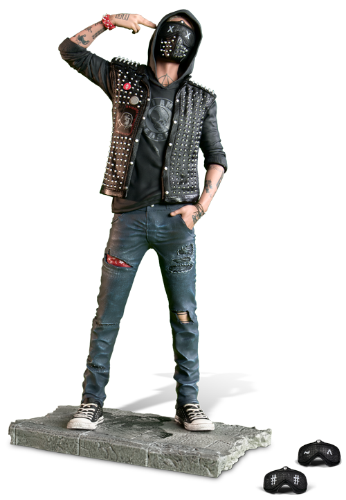 Wrench watch dogs 2 png. The