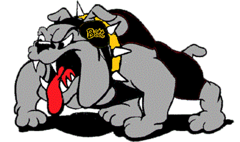 Wrestler clipart bulldog. Bettendorf wrestling club bi