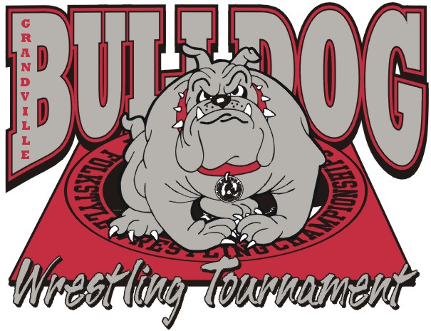 Wrestler clipart bulldog. Tournament results links