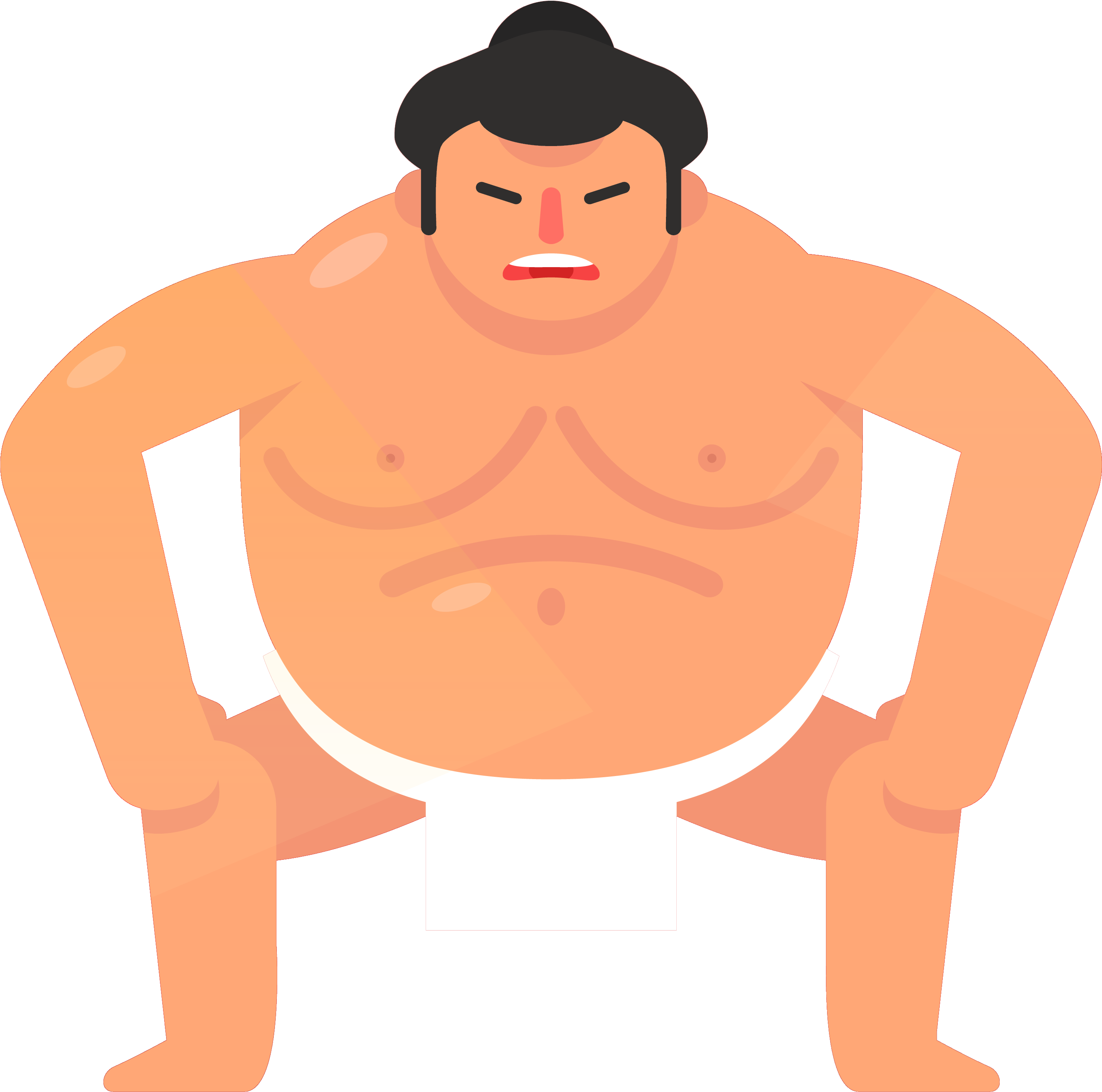 Wrestlers clipart muscular. Sumo wrestling cartoon clip
