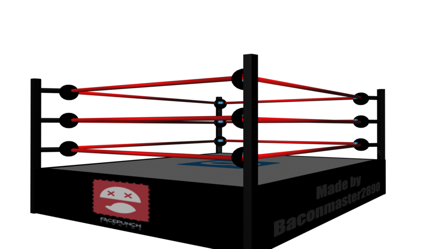 Wwe stage png. Ring bed crazy wrestling