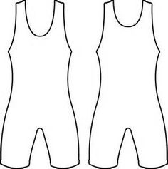 Wrestling clipart uniform. Female junior google search