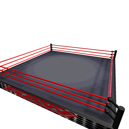 Wrestling ring png. Wwe raw roblox