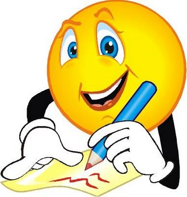 Write clipart. In panda free images