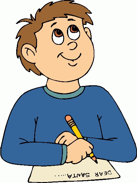 Write clipart. Writing clip art animated