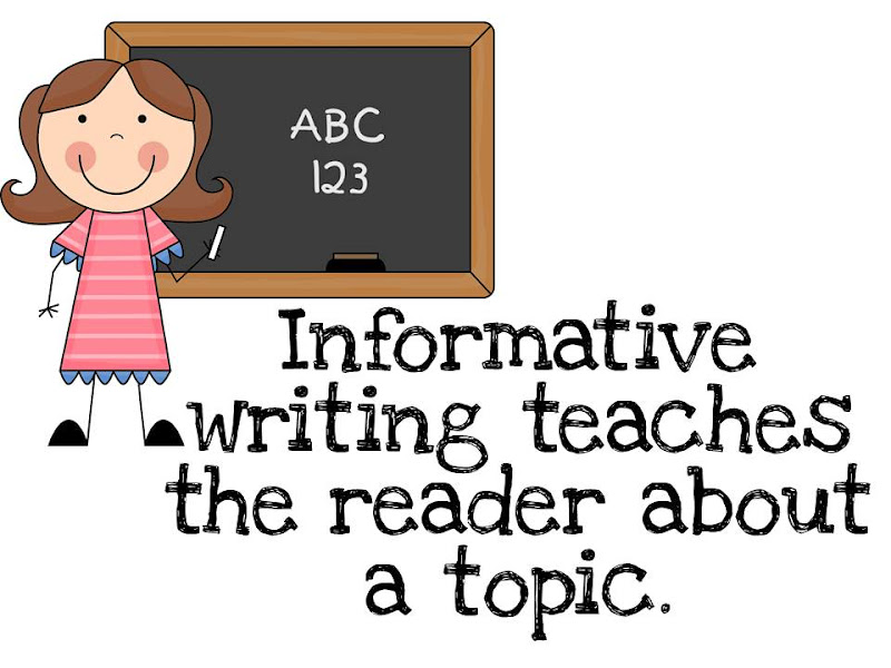 Write clipart informational writing. Paragraph lessons tes teach