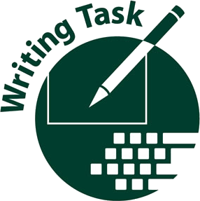 Write clipart task. Top tips for ielts