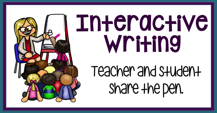 Writer clipart interactive writing. Ellementary exchange the goal