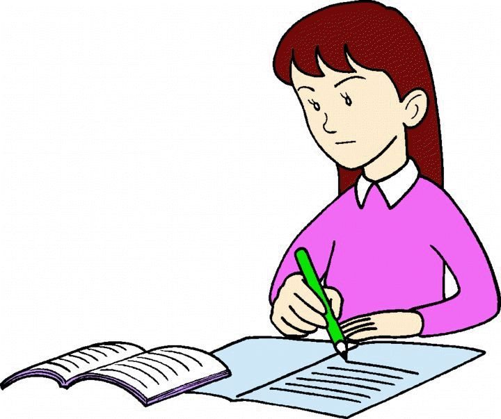 Writer clipart written note. Writing solutions x support