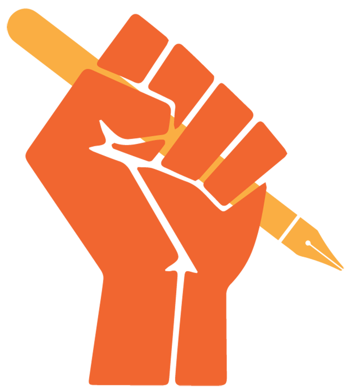 Writing hand with pen png. Uab cas news write