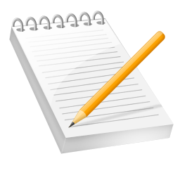 Writing png images. A note transparent pluspng